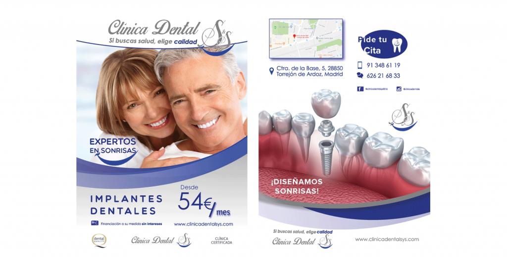 Clínica Dental S&S en Torrejón NIÑOS