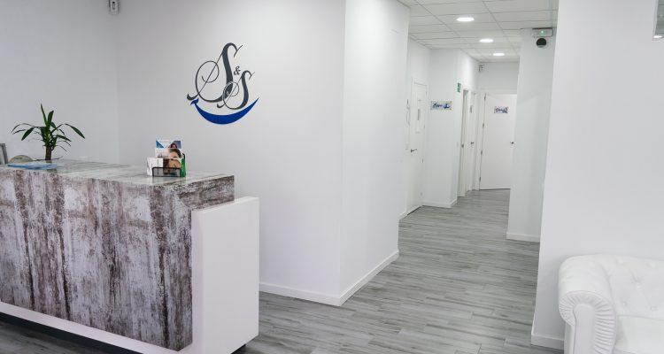 Recepción Clínica Dental S&S