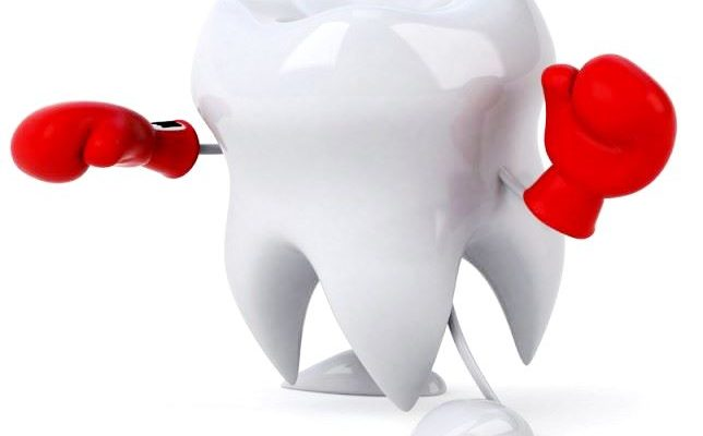 La salud dental y el deporte