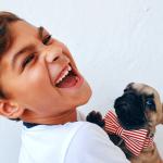 niño feliz Clinica Dental s&s