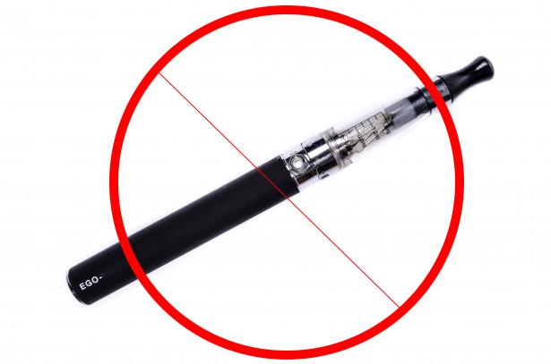 cigarro electrónico prohibido