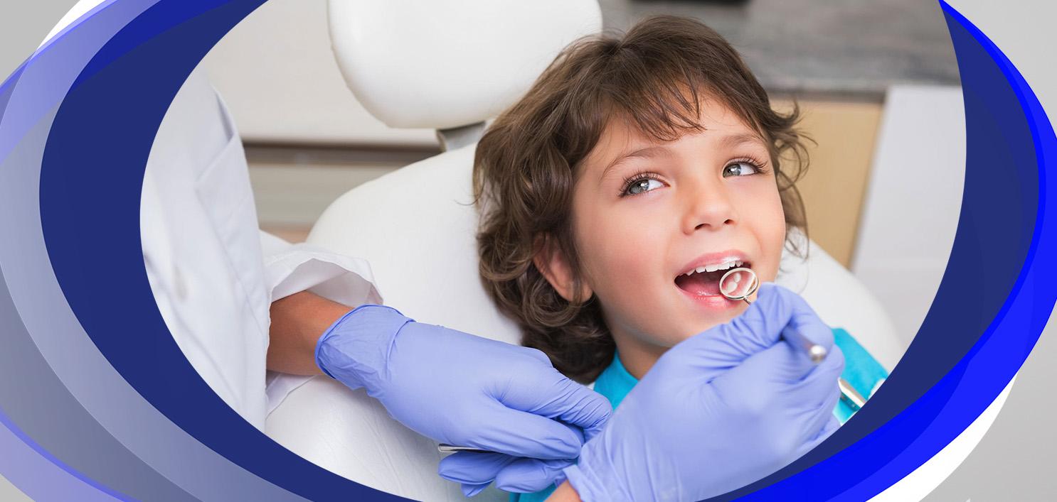 revision niño dental